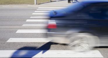Potrącenia na przejściach dla pieszych. Policja apeluje o ostrożność