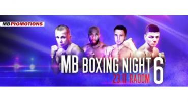 Już dziś gala bokserska w Radomiu
