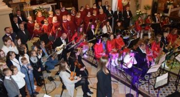 Muzyczne uwielbienie ze św. Cecylią - koncert w Jedlni