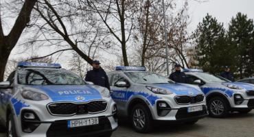 Nowe radiowozy dla radomskich policjantów
