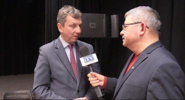 Wywiad z posłem PO, Andrzejem Halickim