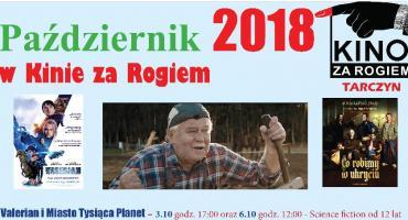 Kino Za Rogiem - październik 2018