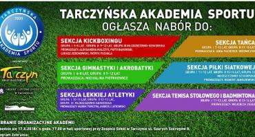 Tarczyńska Akademia Sportu