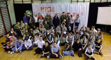 Zuchy z Łbisk świętują 99 rocznicę Odzyskania Niepodległości