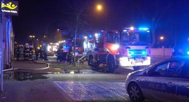 Śmiertelne zaczadzenie w pożarze przy ul. Kościuszki 45