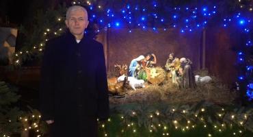 Życzenia Świąteczne od ks. Andrzeja Krynickiego proboszcza par. Św. Anny