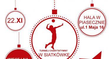 Charytatywny Turniej Siatkówki