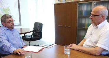 Burmistrz Piaseczna o komunikacji i transporcie