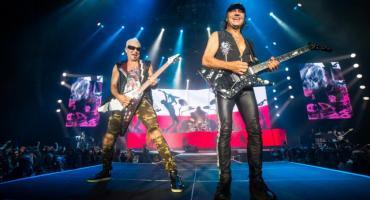 Scorpions w Łodzi zagrali dla Kory