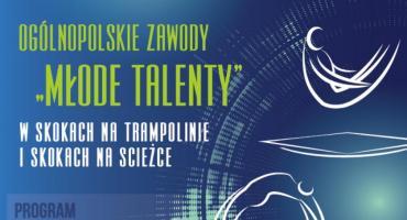 MŁODE TALENTY w Piasecznie skoki na trampolinie i ścieżce akrobatycznej