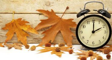 Zmiana czasu z letniego na zimowy 27/28 października 2018 r.