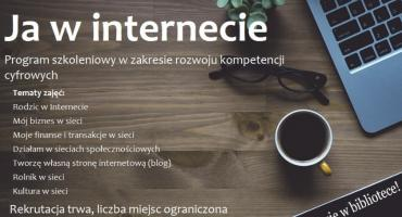 Projekt Ja w internecie