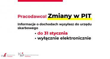Twój e-PIT - płatnicy