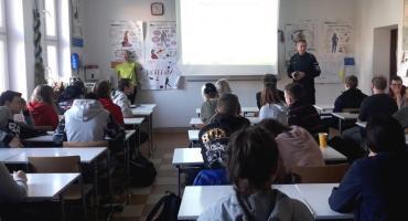 Warsztaty o zagrożeniu narkomanią wśród młodzieży szkolnej
