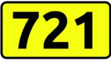 Duże opóźnienie w przebudowie 721 pomiędzy Piasecznem i Konstancinem-Jeziorna