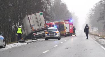 Tragiczny wypadek w Solcu na krajowej 79