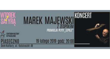 Koncert Marka Majewskiego