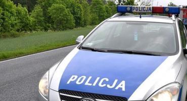 25-latek zatrzymany w Tarczynie