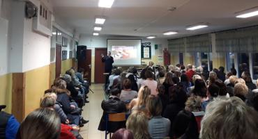 Społeczeństwo obywatelskie spotkanie w Prażmowie