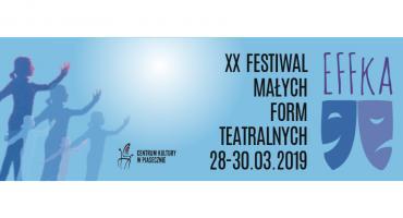 Festiwal Małych Form Teatralnych 2019