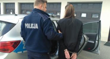 Areszt dla 25-letniej kobiety