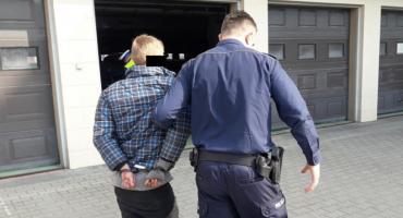 29- latek zatrzymany po pościgu