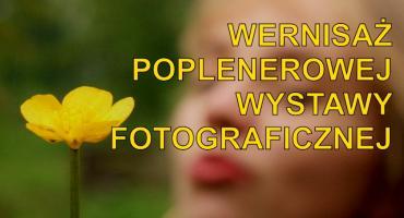 Wernisaż pokonkursowej wystawy fotograficznej w Mysiadle