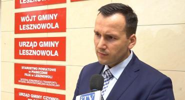 Wywiad z radnym  RG Lesznowola, Łukaszem Grochalą