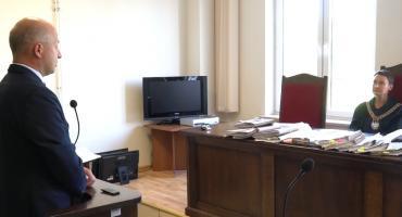 Obszerne fragmenty przesłuchania burmistrza Putkiewicza