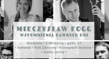 Mieczysław Fogg – wspomnienia dawnych dni