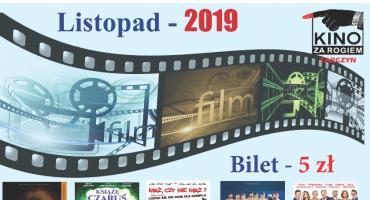 Kino za Rogiem - listopad 2019
