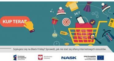 Szykujesz się na Black Friday? Sprawdź, jak nie stać się ofiarą internetowych oszustów