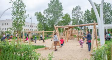 EkoPark w Ursusie już otwarty