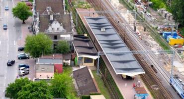 Czasowe zamknięcie przejścia dla pieszych w tunelu w stacji PKP Pruszków