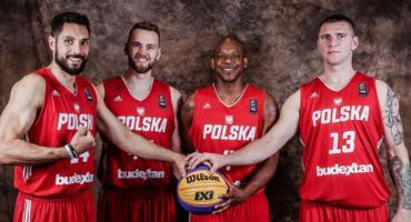 Koszykarska kadra 3x3 trenuje w Pruszkowie w hali MOS
