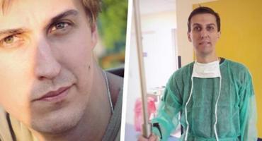 Człowiek, który podłączył Polskę do Internetu potrzebuje naszej pomocy by uratować swojego syna. Tyl