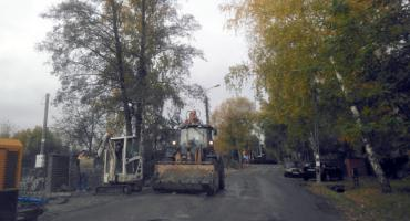 Nowa nawierzchnia na ul. Parkowej w Pęcicach Małych