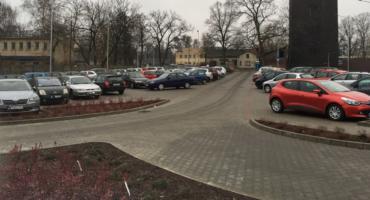 """Parking """"Parkuj i jedź"""" przy ul. Waryńskiego w Pruszkowie"""