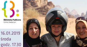 Motocyklem w Syrii i Jordanii