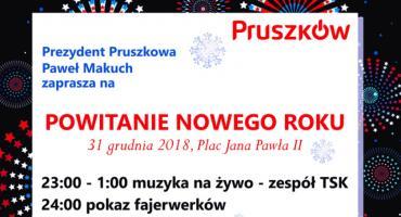 Powitanie Nowego Roku i Koncert Noworoczny w Pruszkowie