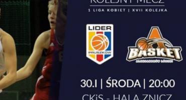 Panattoni Europe Lider Pruszków - UKS Basket SMS Aleksandrów Łódzki