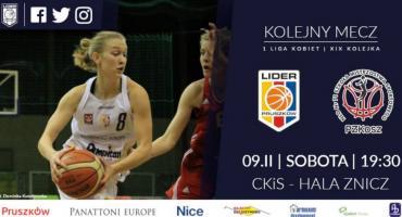 Podwójne koszykarskie emocje w Pruszkowie już w ten weekend
