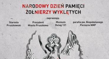 """Uroczyste obchody Narodowego Dnia Pamięci """"Żołnierzy Wyklętych"""