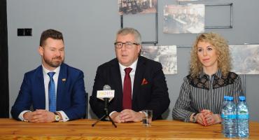 Spotkanie w Pruszkowie z Ryszardem Czarneckim