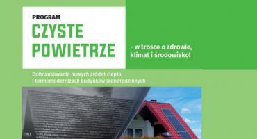 """Program """"czyste powietrze"""" w Pruszkowie"""