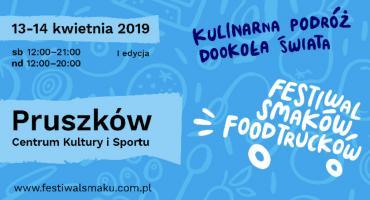 I Festiwal Smaków Food Trucków w Pruszkowie