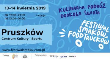 I Festiwal Smaków Food Trucków – jemy i bawimy się w Pruszkowie!