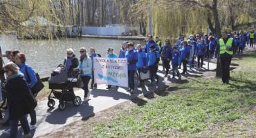 Światowy Dzień Świadomości Autyzmu - marsz w Pruszkowie za nami