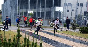 Mazowiecki Turniej w Dwuboju Pożarniczym w Pruszkowie