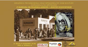Życie nie tylko snem - spotkanie z Barbarą Młynarską-Ahrens w Pruszkowie